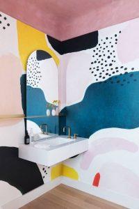 18 Comfy Bathroom Floor Design Ideas 01