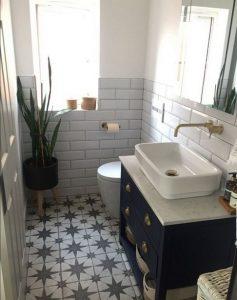 18 Comfy Bathroom Floor Design Ideas 11