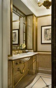 18 Comfy Bathroom Floor Design Ideas 13