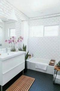 18 Comfy Bathroom Floor Design Ideas 20