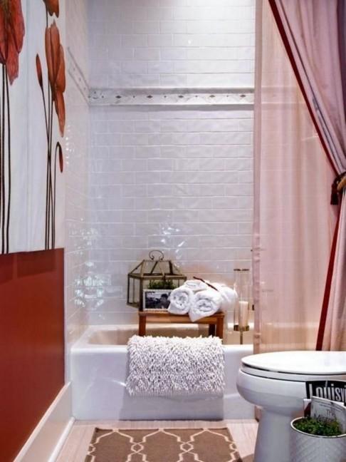 18 Comfy Bathroom Floor Design Ideas 23