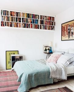 18 Fantastic Floor To Ceiling Bookshelves With Ladder 06