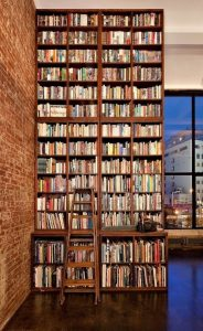 18 Fantastic Floor To Ceiling Bookshelves With Ladder 11