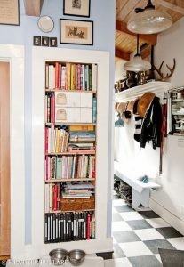 18 Fantastic Floor To Ceiling Bookshelves With Ladder 15
