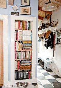 18 Fantastic Floor To Ceiling Bookshelves With Ladder 15