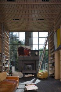 18 Fantastic Floor To Ceiling Bookshelves With Ladder 16