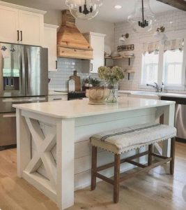 18 Farmhouse Kitchen Ideas On A Budget 12