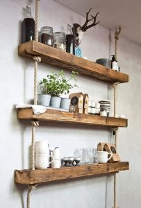 18 Look Diy Modern Rustic Decor It's Fun 20