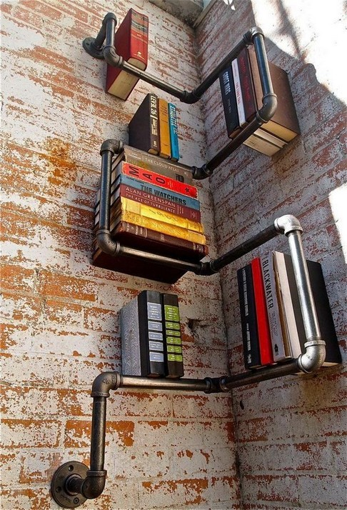 18 Luxury Corner Shelves Ideas 01