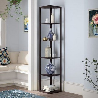 18 Luxury Corner Shelves Ideas 09