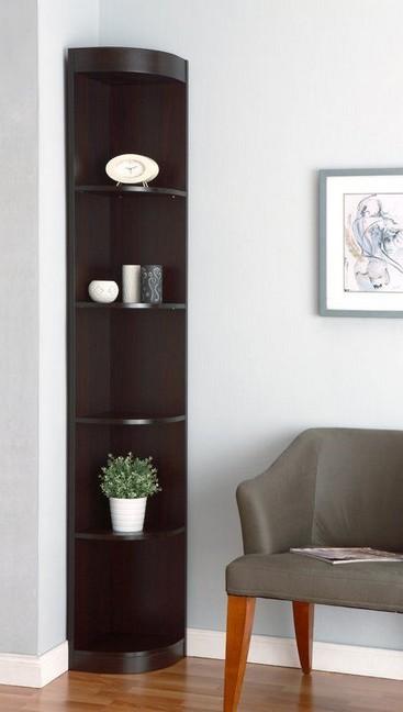 18 Luxury Corner Shelves Ideas 10