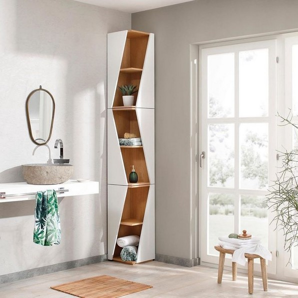 18 Luxury Corner Shelves Ideas 19