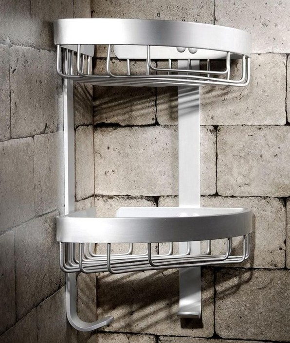 18 Luxury Corner Shelves Ideas 22