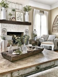 18 Modern Rustic Living Room Furniture 02
