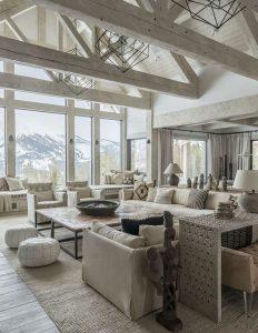 18 Modern Rustic Living Room Furniture 09