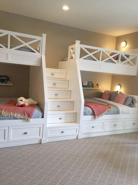 18 Nice Bunk Beds Design Ideas 02