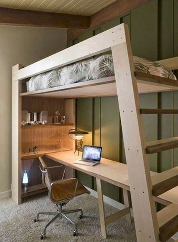 18 Nice Bunk Beds Design Ideas 05