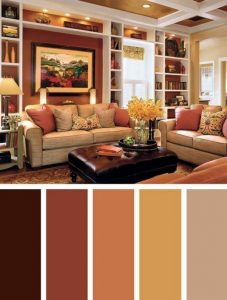 18 Popular Living Room Colors To Inspire Your Apartment Decoration 07