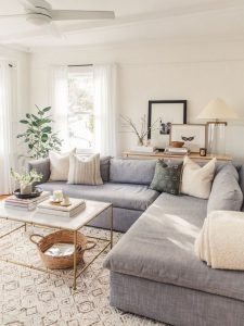 18 Popular Living Room Colors To Inspire Your Apartment Decoration 17