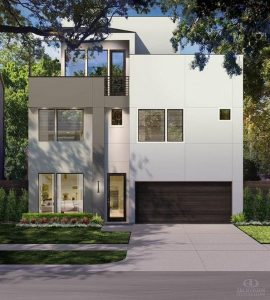 18 Top Choices Beautiful Modern 2 Story House 07