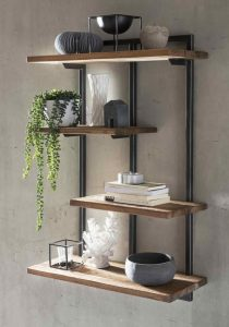 18 Top Choices Wood Wall Shelf 02