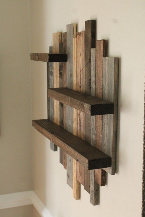 18 Top Choices Wood Wall Shelf 06