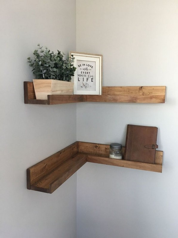 18 Top Choices Wood Wall Shelf 09