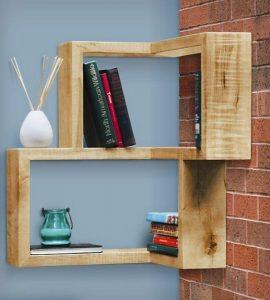 18 Top Choices Wood Wall Shelf 10
