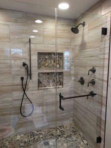19 Bathroom Shower Makeover Decor Ideas 05