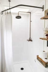 19 Bathroom Shower Makeover Decor Ideas 13