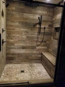 19 Bathroom Shower Makeover Decor Ideas 16