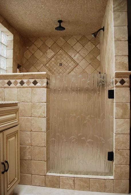 19 Bathroom Shower Makeover Decor Ideas 18
