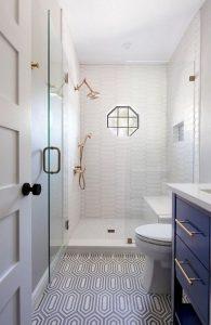 19 Bathroom Shower Makeover Decor Ideas 19