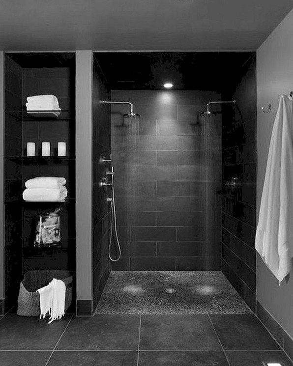 19 Bathroom Shower Makeover Decor Ideas 21