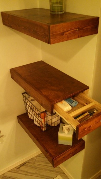 19 Best Of Corner Shelves Ideas 13