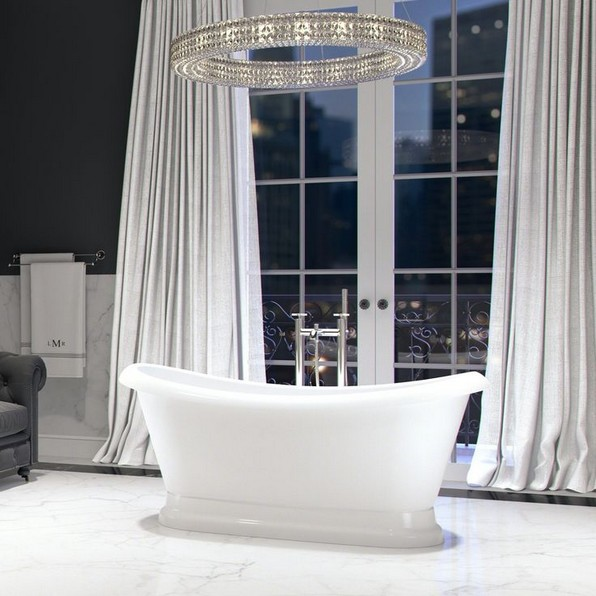 19 Most Popular Model Of Bathtubs And Showers – Tips To Choosing For Your Bathroom 08