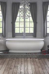 19 Pleasurable Master Bathroom Ideas 17