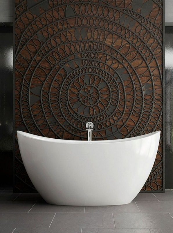 19 Pleasurable Master Bathroom Ideas 30