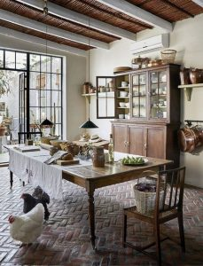 19 Rural Kitchen Ideas For Small Kitchens Look Luxurious 07