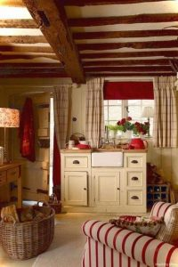 19 Rural Kitchen Ideas For Small Kitchens Look Luxurious 11