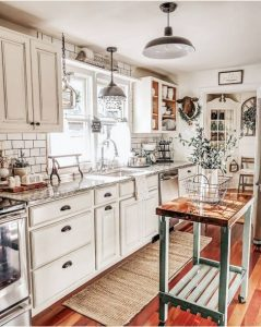 19 Rural Kitchen Ideas For Small Kitchens Look Luxurious 20