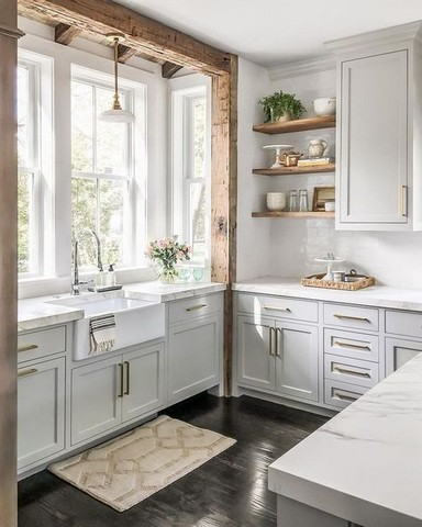 19 Rural Kitchen Ideas For Small Kitchens Look Luxurious 21