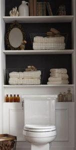 19 Small Bathroom Storage Decoration Ideas 10