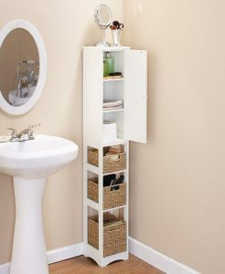 19 Small Bathroom Storage Decoration Ideas 11
