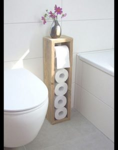 19 Small Bathroom Storage Decoration Ideas 13