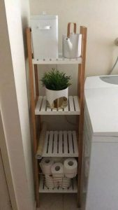 19 Small Bathroom Storage Decoration Ideas 19