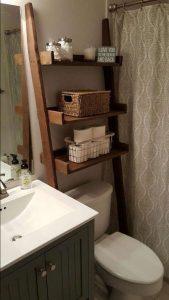 19 Small Bathroom Storage Decoration Ideas 20