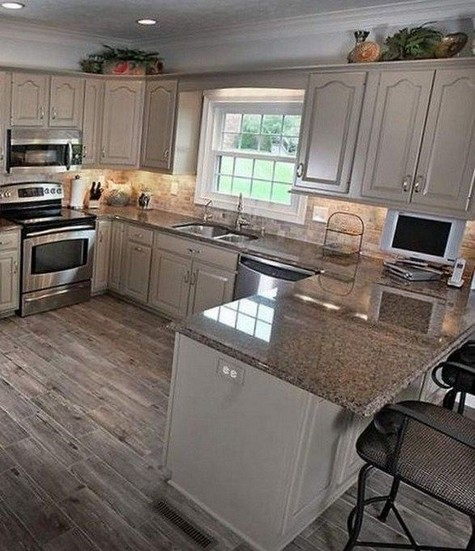 19 Top Populars Kitchen Remodeling 13