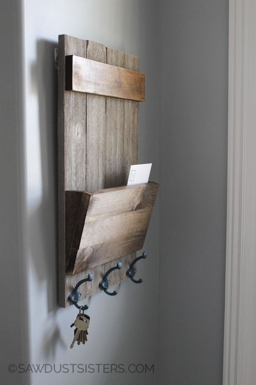 20 Amazing Diy Wood Working Ideas Projects 03