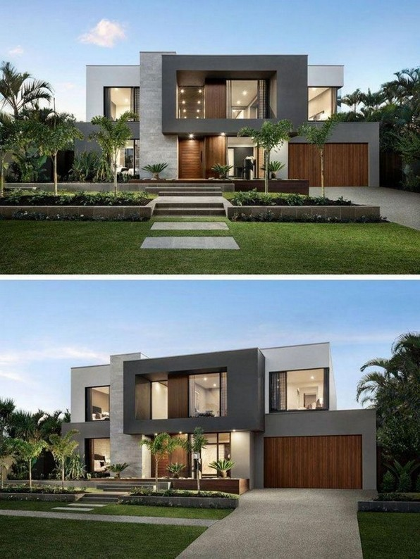 20 Beautiful Modern House Designs Ideas 06